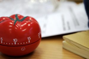 learn faster with the pomodoro technique